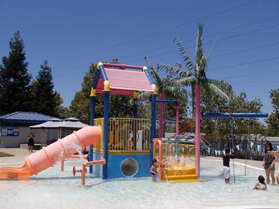 Roseville aquatics complex gvfamilyfun - Johnson swimming pool roseville ca ...